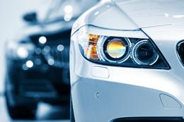 Renovación de faros de coches