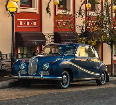 Lunas para coches clásicos